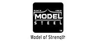 Model Steel Logo