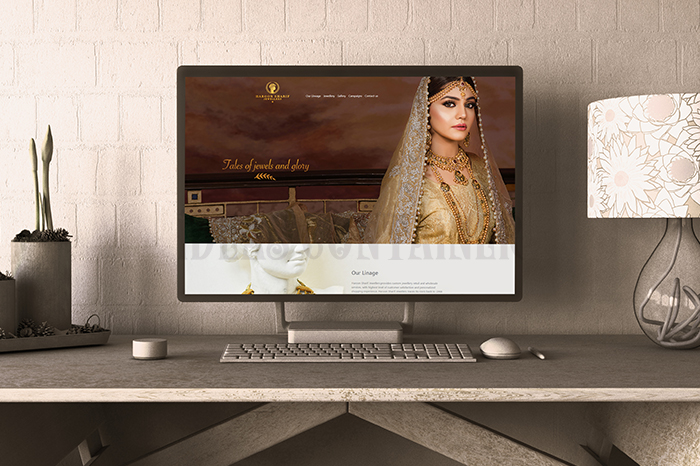 Haroon-Sharif-Jewellers-Website