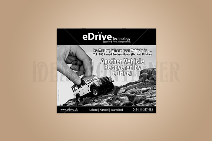 Edrive-Flyer